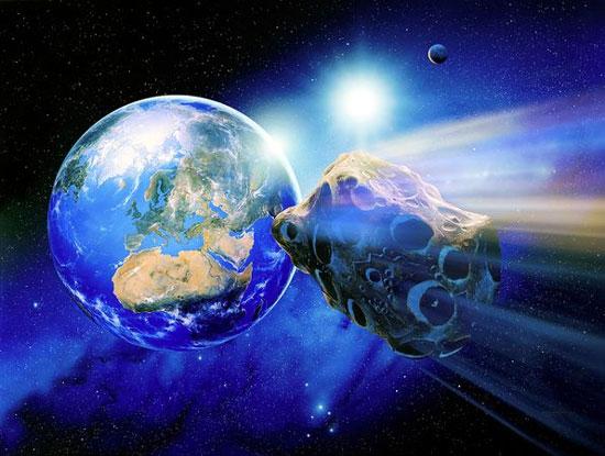 Bao nhiêu thiên thể đang đe doạ Trái đất?