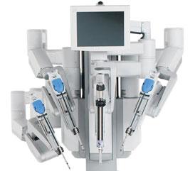 Thực hiện thành công ca cấy ghép gan bằng robot