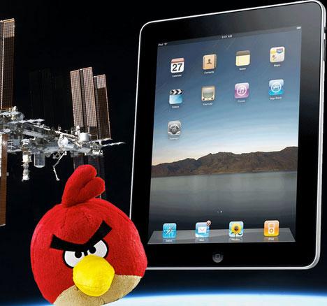 Chuẩn bị phóng iPad lên Trạm vũ trụ quốc tế
