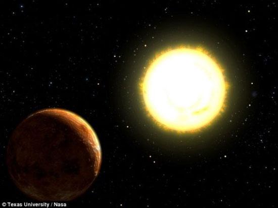 Phát hiện hành tinh có một năm bằng 18 giờ trên Trái Đất