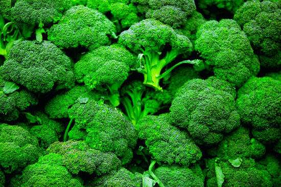 Siêu cải xanh giúp phòng bệnh tim