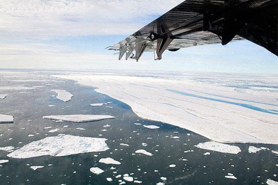 Nguyên nhân thực sự khiến băng tan ở Bắc Cực?