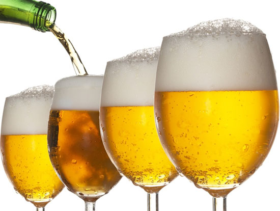 Bia làm giảm ham muốn của các quý ông?
