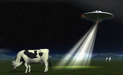 """""""Đào tạo"""" ngủ mơ gặp người ngoài hành tinh"""