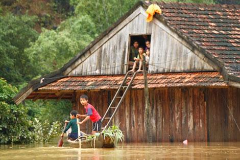 Đông Nam Á bị ảnh hưởng nặng do biến đổi khí hậu