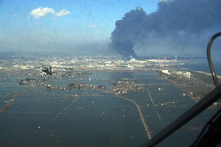 Thảm họa Fukushima khiến đại dương nhiễm xạ nghiêm trọng