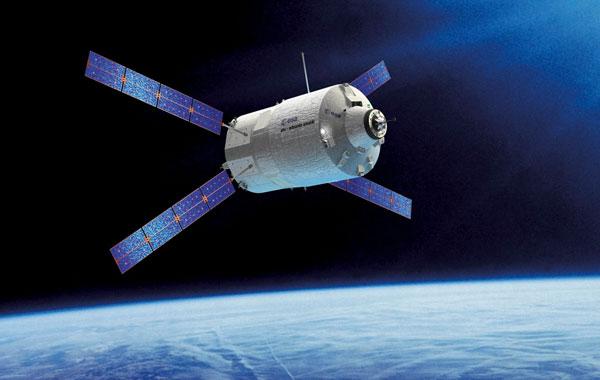 Tàu vũ trụ ATV-3 đã tách thành công với trạm ISS