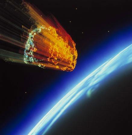 Sự sống Trái đất bắt nguồn từ vi khuẩn vũ trụ