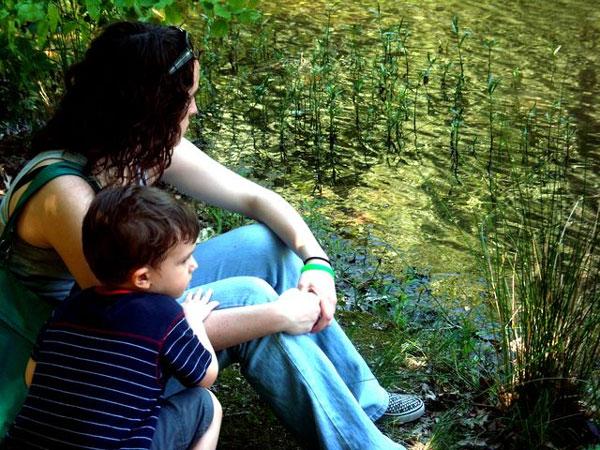 ADN của con trai được lưu vào não người mẹ