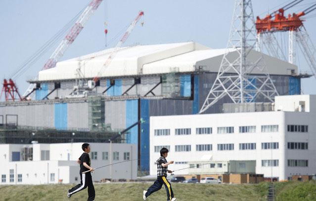 Nhật xây dựng nhà máy điện hạt nhân mới ở Aomori