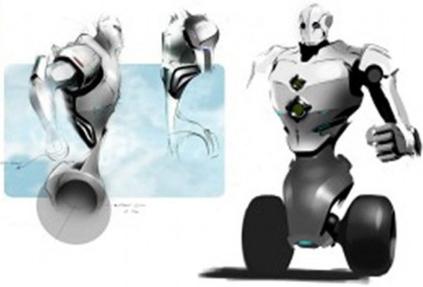 Cảnh sát Robot sẽ được sử dụng trong tương lai