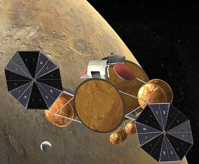 Đưa đá sao Hỏa về Trái đất bằng cách nào?