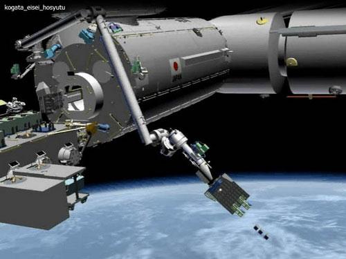 Phóng thành công vệ tinh siêu nhỏ của Việt Nam