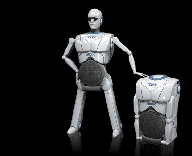 Video: Robot Việt Nam nhảy như Michael Jackson