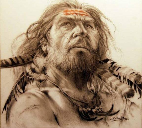 """Chuyện """"yêu"""" của tổ tiên chúng ta với người tuyệt chủng"""