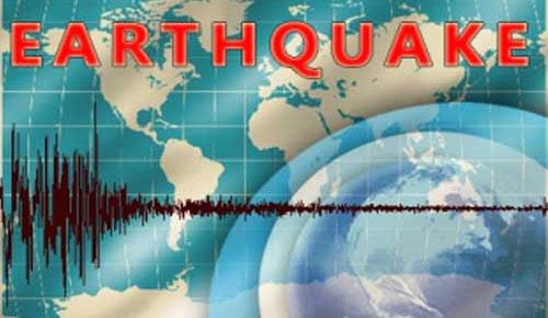 Biểu đồ ghi lại rung chấn động đất 6,3 độ richter ở ngoài khơi Indonesia ngày 8/10/2012.