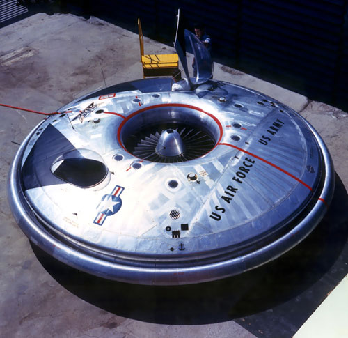 Mỹ tiết lộ thử nghiệm đĩa bay quân sự
