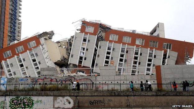 Chile triển khai nhiều công nghệ chống động đất mới