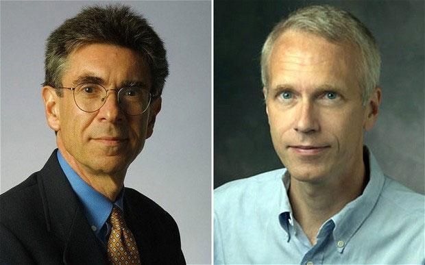 Giải Nobel Hóa học thuộc về hai người Mỹ