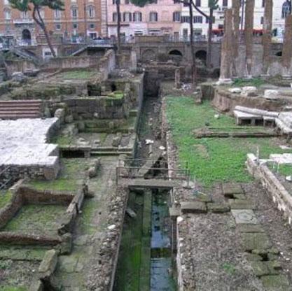 Tìm được nơi Caesar bị ám sát