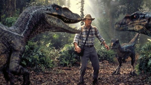 Công viên khủng long chỉ có trong tưởng tượng