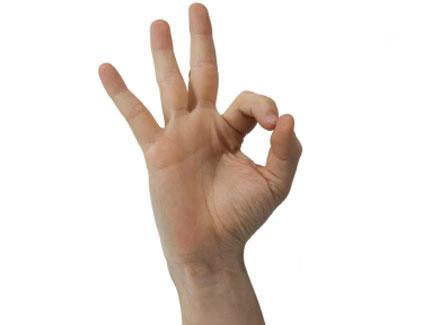 Nguồn gốc của các cử chỉ tay phổ biến