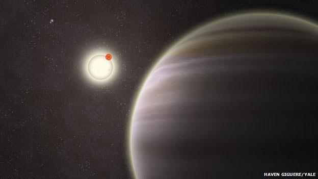 Hành tinh PH1 có tới 4 mặt trời và lớn gấp 6 lần Trái Đất