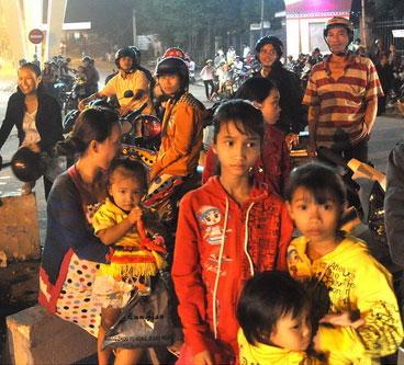 Động đất mạnh chưa từng thấy ở Quảng Nam