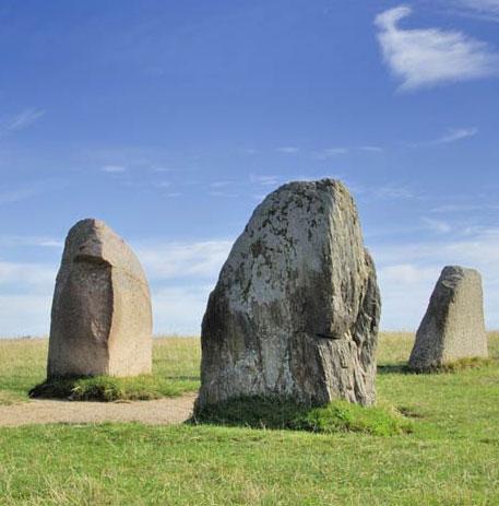 Thụy Điển phát hiện mộ đá cổ 5.500 tuổi