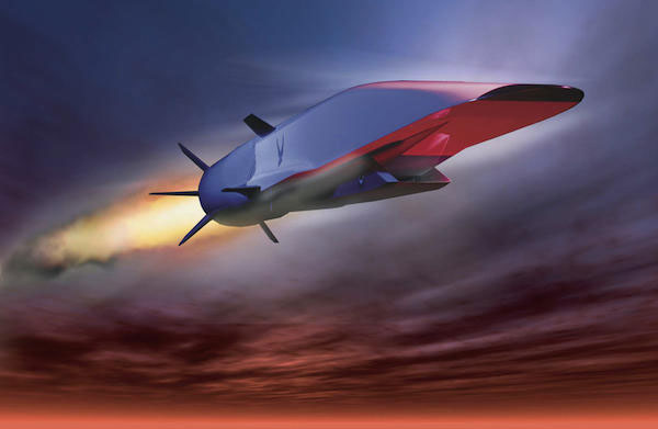 Mỹ tái thử nghiệm máy bay siêu thanh