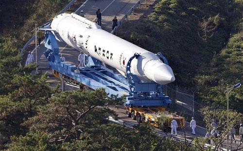 Hàn Quốc sẽ tự phóng vệ tinh sau hai lần thất bại