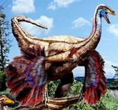 Cánh của khủng long dùng để làm gì?