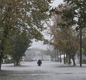 Mỹ có thể bị thiệt hại trên 20 tỷ USD do bão Sandy