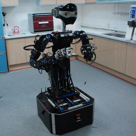 Ra mắt robot nội trợ