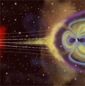 Khám phá cơ chế bão mặt trời gần Trái đất