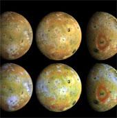 Trái đất cổ đại giống như mặt trăng của sao Mộc