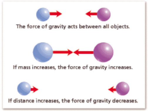Trọng lực, lực hấp dẫn và những điều chúng ta vẫn lầm tưởng