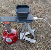 Công nghệ sạc pin điện thoại bằng lửa