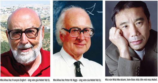 Những ứng viên sáng giá của Nobel 2013
