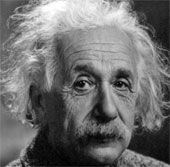 Bán cầu não đặc biệt của Albert Einstein