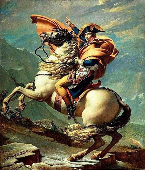Hoàng đế Napoleon.