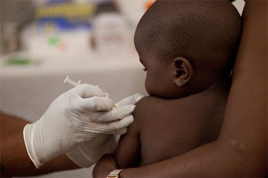 Đợt thử nghiệm vắcxin sốt rét đạt kết quả khả quan
