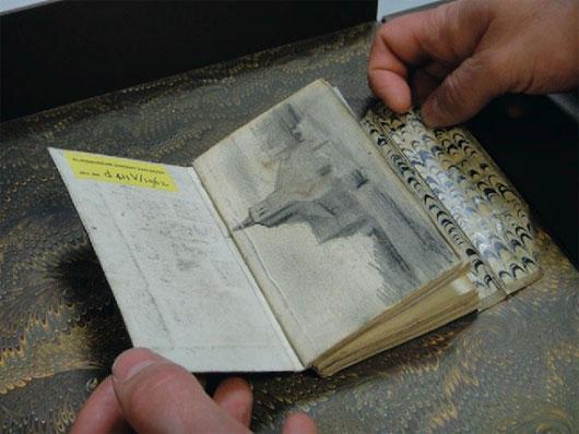 Chiêm ngưỡng tranh vẽ phác thảo cực hiếm của Van Gogh