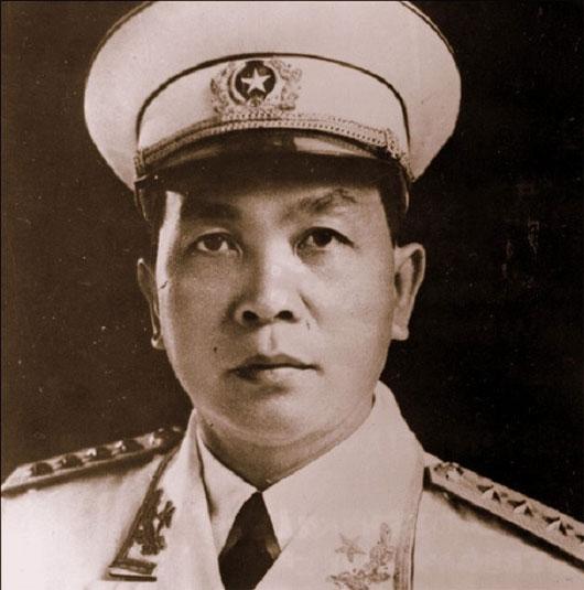 Chân dung cố Đại tướng Võ Nguyên Giáp - người anh hùng của dân tộc Việt Nam
