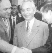 Tướng Giáp là người đặt nền móng cho khoa học Việt Nam