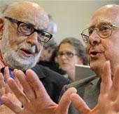 """Nhà khoa học tìm ra """"Hạt của Chúa"""" giành giải Nobel Vật lý 2013"""