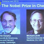 Người Mỹ giành trọn giải Nobel Hóa học 2013