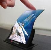 LG ra mắt pin uốn dẻo trang bị cho smartphone