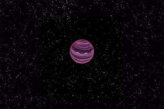 """Phát hiện hành tinh """"cô đơn"""" gần Trái đất"""