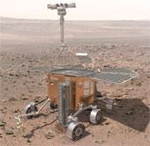 Thử nghiệm xe tự hành sao Hỏa
